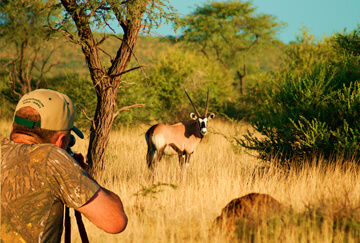 Hunting in Namibia: Organized hunting industry