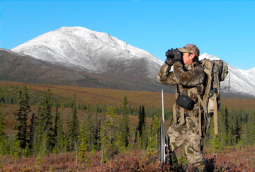 Hunting in United States: Variety of hunt options